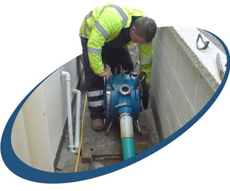Drainage Solutions from Dial-a-Rod Derby Ltd
